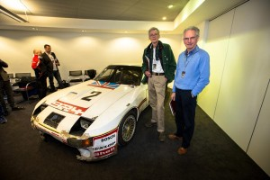 1115621_Tony_Dron_and_Andy_Rouse_reunited_with_#2_Porsche_924_Carrera_GT_Le_Mans_race_car_they_drove_in_1980