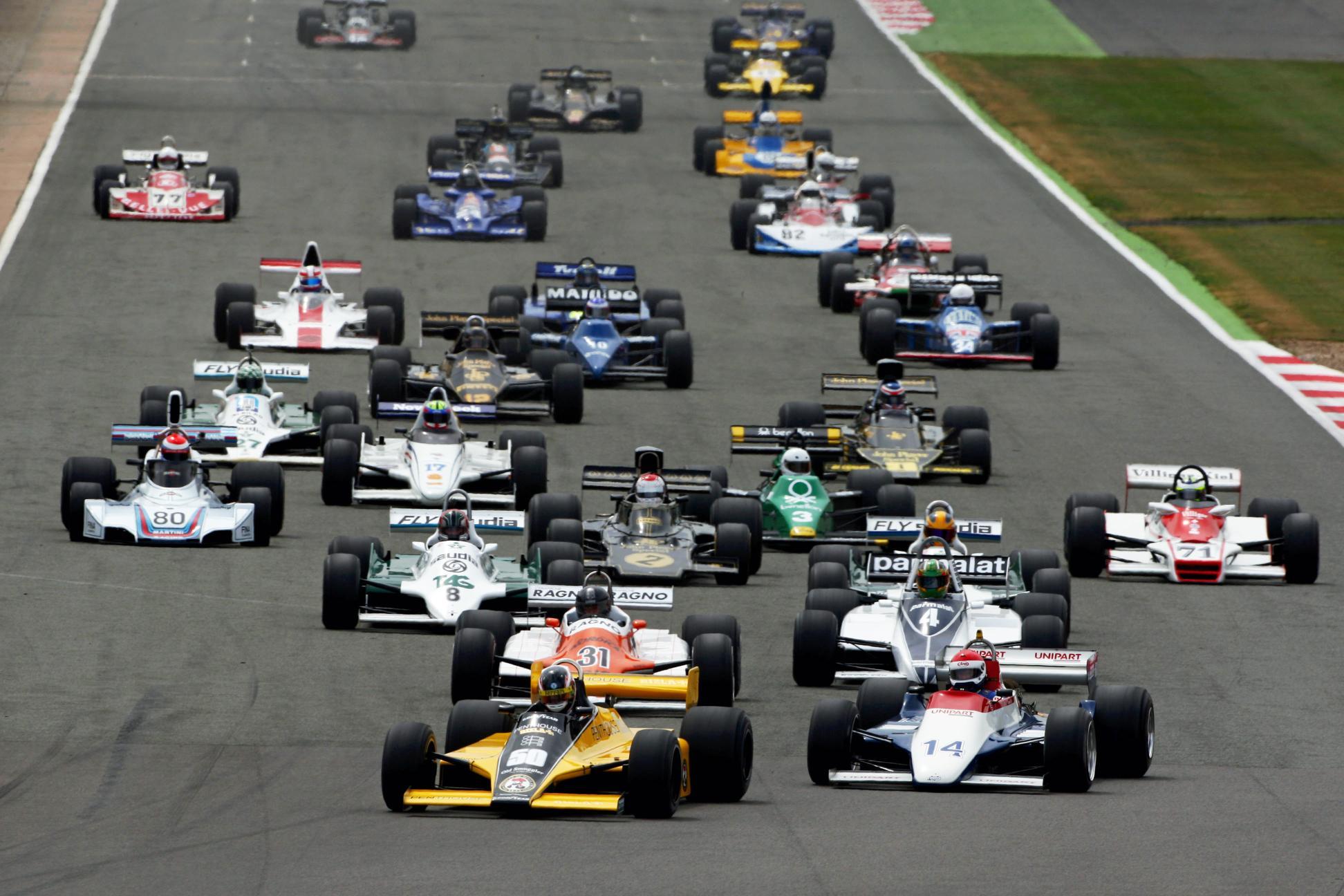 Classic Grids star at Autosport International - Auto Addicts