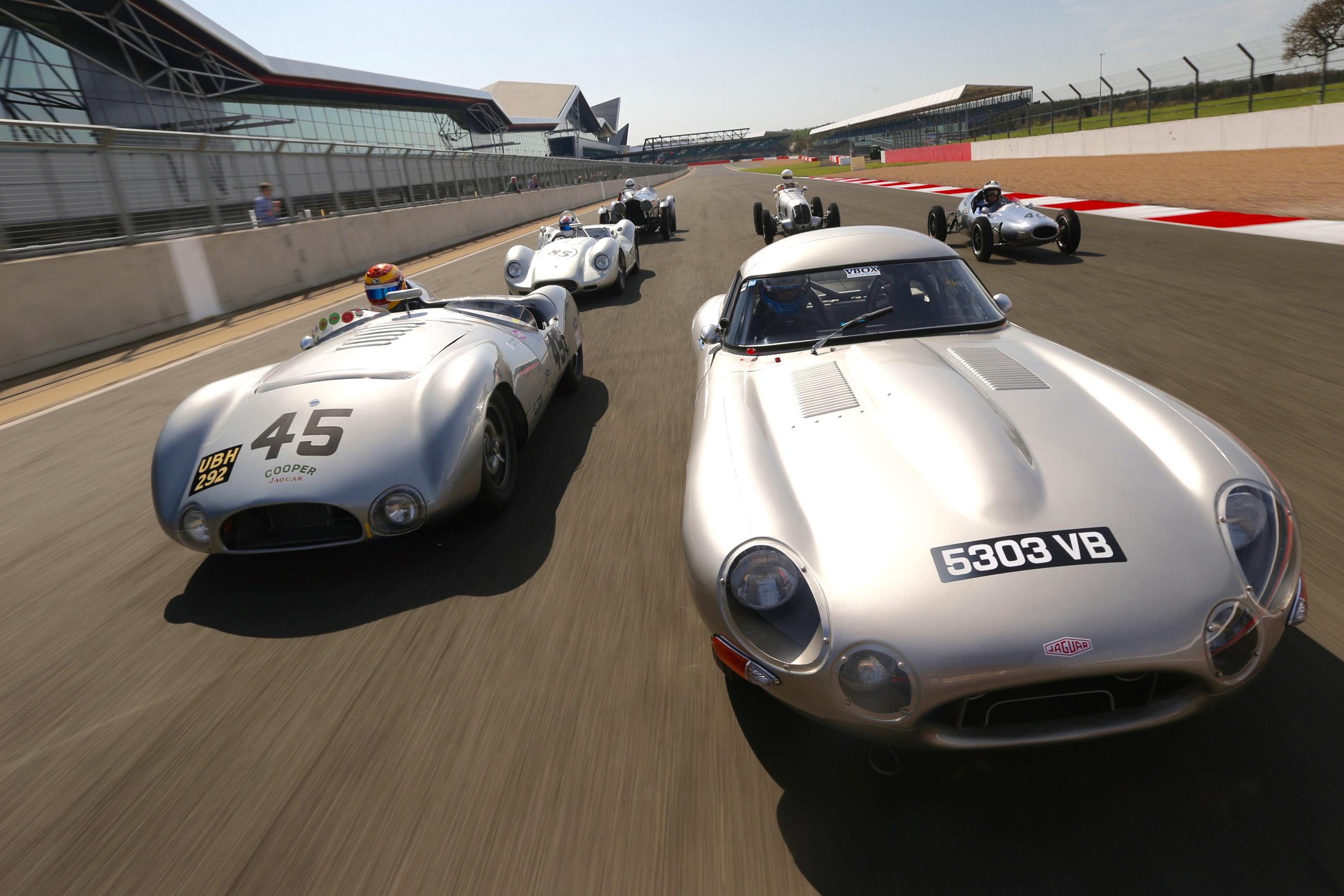 Silverstone Classic offer Free Test Media Day - Auto Addicts