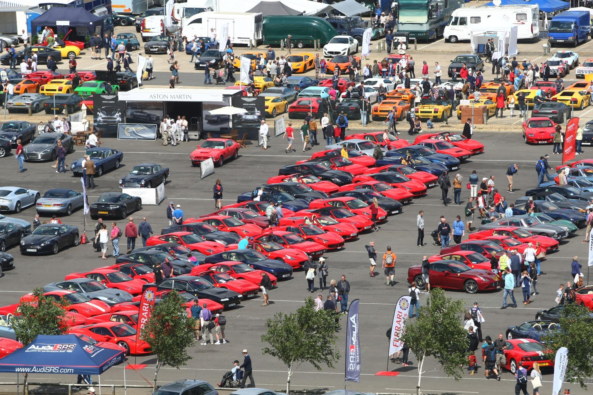 Silverstone Classic news - Auto Addicts