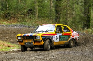 Cambrian Rally 2016 - Barry Jordan & James Gratton-Smith