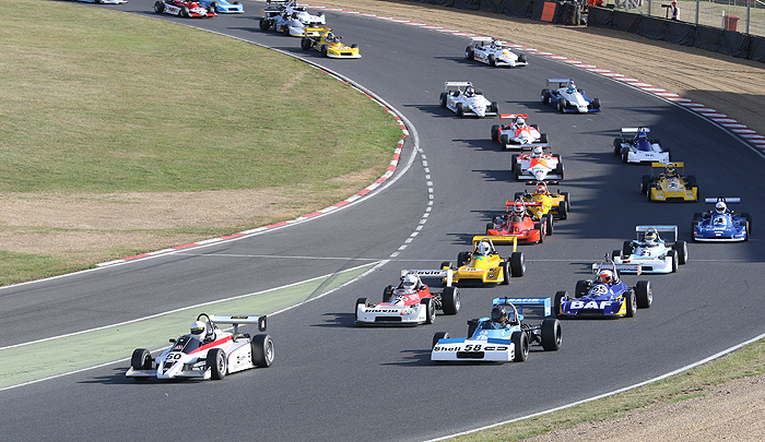 Stellar race line-up at HSCC Brands Hatch - Auto Addicts