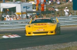 1498668_1993 Ferrari F40 Michelotto 800000 - 1000000_COYS_Autosport 2018